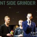 Agent Side Grinder på Manifestgalan 2013
