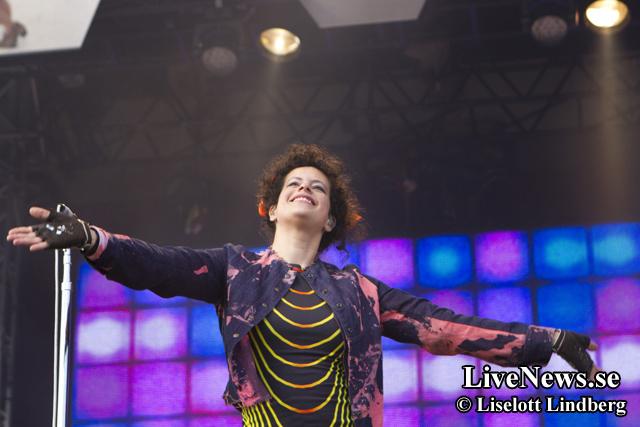Arcade Fire på Gröna Lund 2014_02