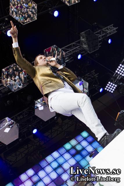 Arcade Fire på Gröna Lund 2014_11