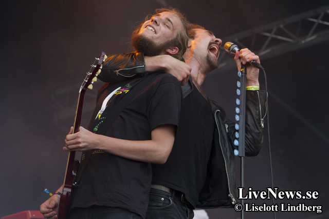 Royal Republic på Sweden Rock Festival 2014_13