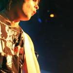 Trashqueen på Released Live and Unsigned