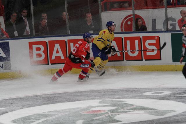 Sverige - Tjeckien, LG Hockey Games 2011