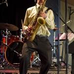 Donny McCaslin feat Uri Cain och Tim Lefebvre på Stockholm Jazz Festival 2011_14