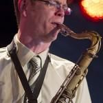 Donny McCaslin feat Uri Cain och Tim Lefebvre på Stockholm Jazz Festival 2011_15