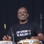 Seun Kuti och Egypt 80 på Stockholm Jazz Festival 2011_16