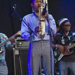Seun Kuti och Egypt 80 på Stockholm Jazz Festival 2011_20