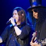 Slash med Myles Kennedy och The Conspiritors på Bandit Rock Awards 2013_88