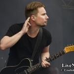 Royal Republic på Sweden Rock Festival 2014_02